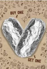BOGO FREE Entree for Teachers at Chipotle