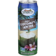 FREE Coffee Coconut Water at Sprouts Stores
