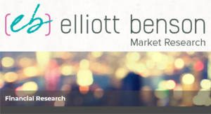Financial Research Market Study from Elliot Benson Market Research