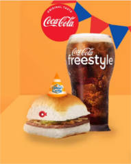 FREE Slider & Small Freestyle Drink at White Castle