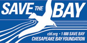 FREE Save the Bay Bumper Sticker