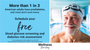 FREE Diabetes Risk Assessment and Blood Glucose Screening at Kroger