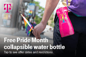 FREE Collapsible Water Bottle