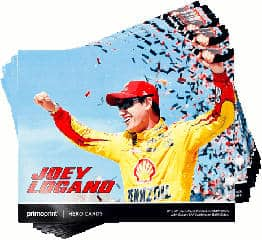 FREE Racing Hero Cards Sample Pack