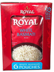 Ready To Heat Royal Rice Product