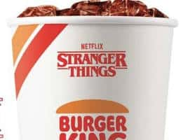 Burger King Stranger Things Sweepstakes and Instant Win Game