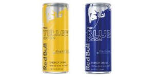 FREE Red Bull Yellow Edition or Blue Edition at Kroger Affiliate Stores