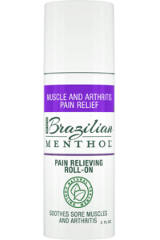 Brazilian Menthol Pain Relieving Roll-On
