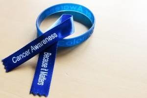 FREE Colon Cancer Awareness Ribbons and Wristbands