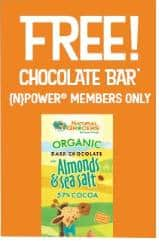 FREE Chocolate Bar