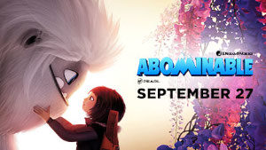 FREE Abominable Movie Screening Tickets
