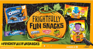 FREE Sour Patch Kids and Swedish Fish Frightfully Fun Snacks Party Pack