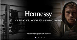 FREE Hennessy Canelo vs. Kovalev Viewing Party Pack