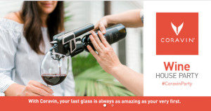 FREE Coravin Wine House Party Kit