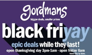 FREE Scratch-off Card and Tote Bag at Gordmans