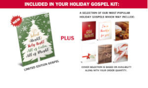 FREE Holiday Gospel Kit