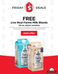 Live Real Farms Milk Blends