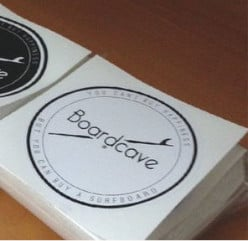 FREE Boardcave Stickers
