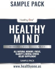 Healthy One Healthy Mind Supplement