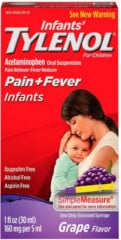Infants Tylenol