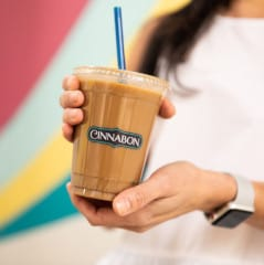 FREE Cold Brew Coffee at Cinnabon