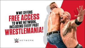 FREE WWE Network Access