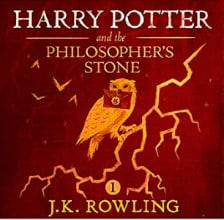 Harry Potter and the Philosophers Stone Audiobook