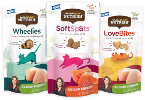 Rachael Ray Nutrish Soft Spots Cat Treats