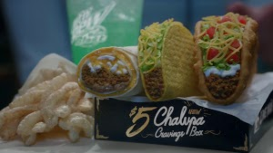 Chalupa Cravings Box