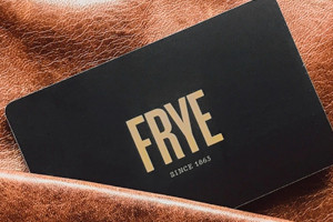 Frye Clothing Gift Card