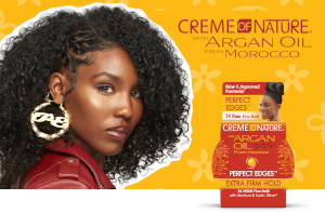 Creme of Nature Perfect Edges Extra Firm Hold