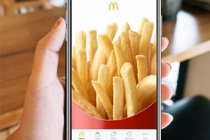FREE Large French Fries at McDonalds