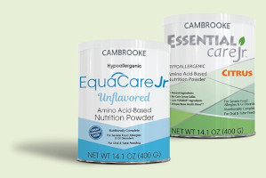 FREE Cambrooke Essential Care Jr. or EquaCare Jr. Sample