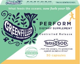 Greenfilled Perform Dietary Supplement