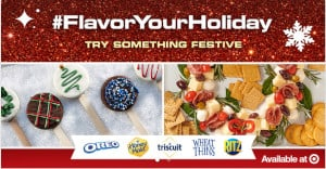 FREE Nabisco Snacks Flavor Your Holiday Virtual Party Pack