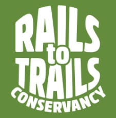 FREE Rails to Trails Conservancy Stickers