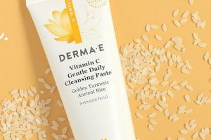 FREE Derma-E Vitamin C Cleansing Paste Sample