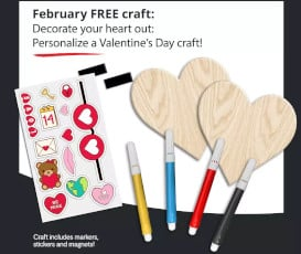 Valentines Day Craft Activity