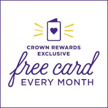 FREE Card at Hallmark Every Month