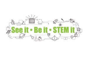 FREE See It Be It STEM It 2021 Calendar