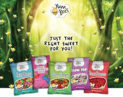 Yumbees Candy
