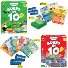 FREE Guess in 10 Family Game Night Party Pack