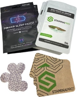 Stamina Pro Patches