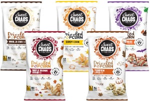 Sweet Chaos Fall Movie Night Party Pack