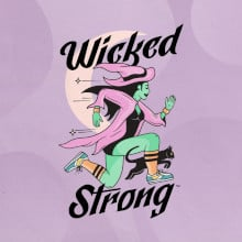 FREE Wicked Strong Sticker
