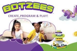 FREE Botzees Mini at School Party Pack
