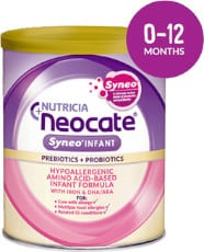 Neocate Baby Formula