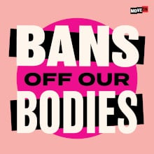FREE Bans Off Our Bodies Sticker