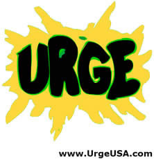 FREE URGEusa sticker...