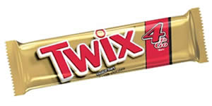 FREE king size Twix bar at Kro...